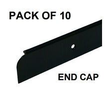 Kitchen WORKTOP STRIPS Edge Trim End Cap Joint 30mm Black Pack of 10 £1.95 EACH!