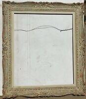 Vintage Heydenryk frame fits 25 x 30 painting, label on back