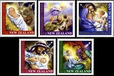 2011 New Zealand Christmas MNH