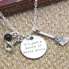 Hocus Pocus Inspired Halloween Necklace. It's just a bunch of Hocus Pocus