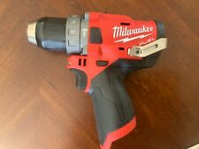 New M12 2504-20 Fuel Milwaukee Hammer Drill