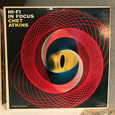 """CHET ATKINS - Hi-Fi In Focus (LPM 1577) - 12"""" Vinyl Record LP - EX"""
