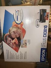 NEW Epson Stylus CX3810 All-In-One Inkjet Printer LOW SHIPPING SUPER FAST