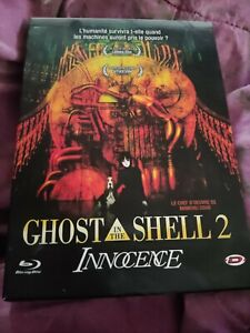Ghost in the Shell 2 : Innocence - Edition Blu-ray Dybex