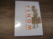VENOM  von  Hajime Sorayama  - 144 Seiten Hardcover  im Schuber
