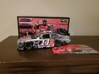 TONY STEWART #14 2011 CHAMPION MONTAGE 1/24 SCALE NEW FREE SHIPPING