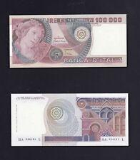 Riproduzione Banconota 100000 lire  Botticelli -  Lire Italiane