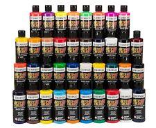 Airbrush Paint - Auto Air Colors 38 x 4oz bottle set