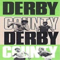 Programme Derby County Football Club Baseball Ground Programmes 1970 71 Various