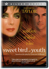 Sweet Bird of Youth - Elizabeth Taylor, Mark Harmon, Rip Torn - New DVD