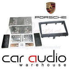 Autoleads DFPK-34-02 Porsche Boxster 2009 On Car Stereo Double Din Fascia Panel
