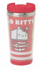 Sanrio Hello Kitty Cubee Stainless Steel Travel Mug~~NEW!!