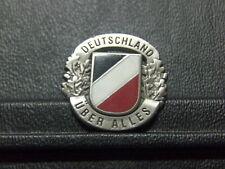 Pin Deutschland Über Alles - 2,5 x 2,5 cm