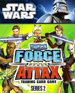 Star Wars Force Attax Series 2 : 223 - 240 Force Master