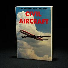 Civil Aircraft - Wordsworth Colore Guida - Pubblicato 1993