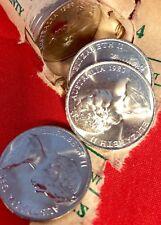 1980 20 Cent Australian Decimal Coin Unc. X1 Ex Mint Roll.
