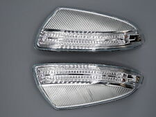 LED Exterior Mirror Indicator Set For Mercedes Benz C Class W204 S204 W639