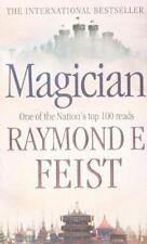Feist, Raymond E., Magician: 1 (Riftwar saga), Very Good, Paperback