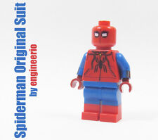 LEGO Custom - Spiderman Original - Super heroes mini figure homecoming sweatsuit