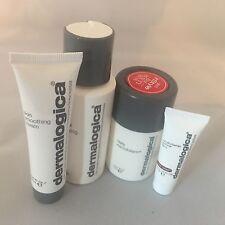 Meet Dermalogica Kit Cleanser Skin Cream Microfoliant Power Firm Travel Size Set