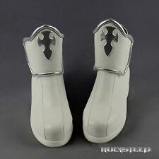 Sword Art Online SAO Asuna Asuna Yuki Flash Asuna White Cosplay Shoes Boots