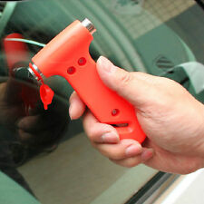 Car Window Seat Safety AUTO Emergency Life-Saving Hammer Belt Cutter Tool