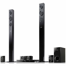 Panasonic SC-BTT196 Full HD 3D Blu-Ray Home Theater System w/ Tall Boy Speakers