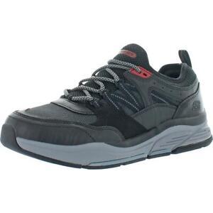 Skechers Mens Benago Flinton Breathable Outdoor Sneakers Shoes BHFO 5284