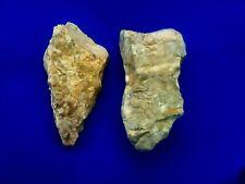 """Olduwan"", Homo habilis. Paleolithic. ""Portable Rock Art"" & Tool. Rift Valley"