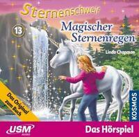 STERNENSCHWEIF - FOLGE 13: MAGISCHER STERNENREGEN  CD NEW