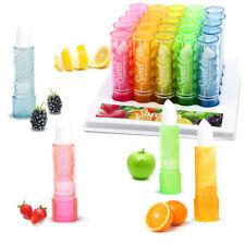 50 x Lip Balm Lipstick Lip gloss Fruity Wholesale Mixed Flavours JOB LOT UK