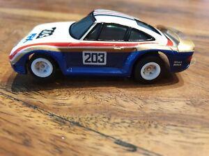 Tomy afx Porsche 961 micro slot car
