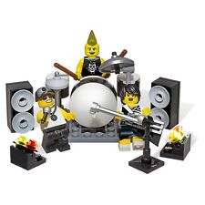 LEGO Rock Band Minifigure Accessory Set 850486 new