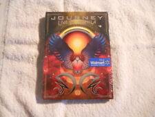 "Journey ""Live in Manila"" 2009 2 DVD Nomota Rec. Digipack New Sealed"