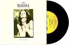 """MADONNA - LIKE A PRAYER - 7"""" 45 VINYL RECORD PIC SLV 1989"""