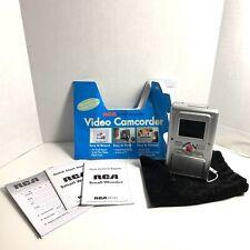 Rca Ez101 Small Wonder Digital Camcorder Made Simple