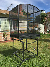 New Elegant Double Front Doors 1/2 Inch Bar Spacing Cage For Small Size Birds372