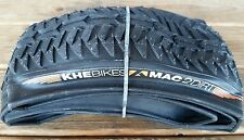 "New KHE MAC2+ Premium Folding Kevlar Dirt Tire 26"" x 2.30"" E6 Black Color"