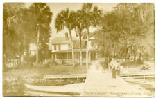 "RPPC Florida Homosassa River ""Rndezvous"""