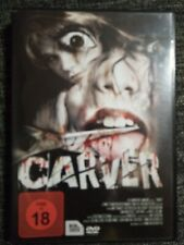 Carver -Anolis Horror DVD Rarität-