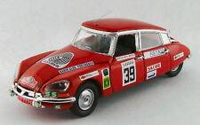 Citroen DS 21 #39 19th Monte Carlo 1972 Romaozinho Morais 1:43 RIO4423 RIO