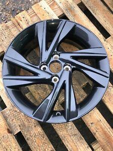 "Genuine Nissan Note E12 2013-2018 16"" Black Alloy Wheel Set Of 4 KE4093V100BZ"