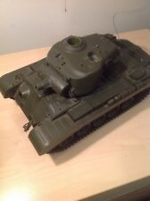 1/16 Scale Heng Long RC US M26 Pershing Tank For Parts Or Repair