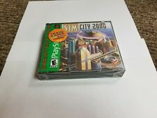 SimCity 2000 (Sony PlayStation 1, 1996) ps1
