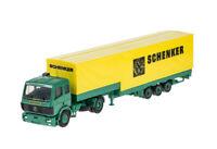 Roco H0 1576 Mercedes-Benz SK Jumbo-Sattelzug - Schenker
