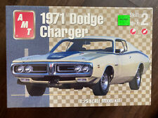 AMT 1971 Dodge Charger 1/25 Scale Model Kit Sealed Box