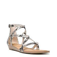 Women's Fergalicious DYLAN Sandal Natural Size 5 #NHE3E-M409
