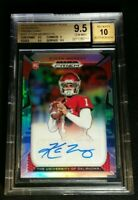 BGS 9.5/10 POP 3 KYLER MURRAY RC AUTO /15 CAMO PRIZM *SSP ROOKIE 2019 Prizm #101