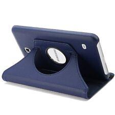 "Funda para tablet Samsung Galaxy Tab S 8.4"" T700 T705 giratoria azul oscuro"