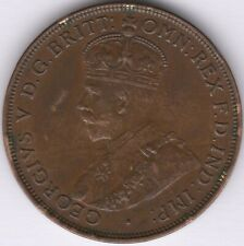 More details for 1916 i australia george v one penny | world coins | pennies2pounds